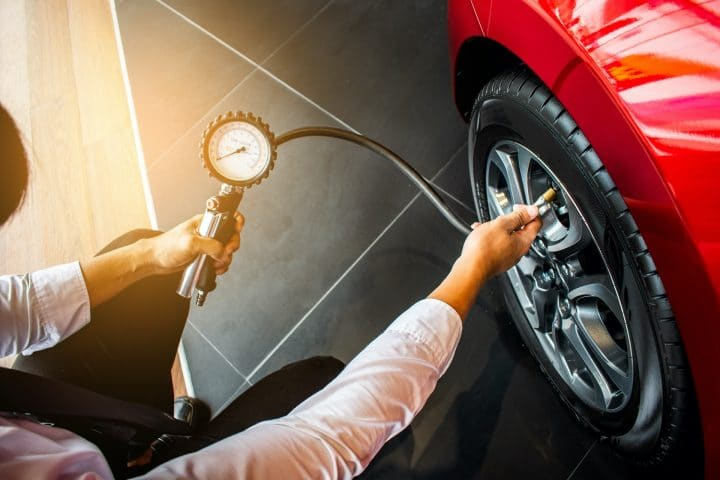 How To Check Tyre Pressure at Hutchings Vehicle Services