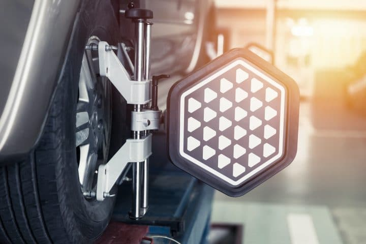 Does My Wheel Alignment Need Work? Hutchings Vehicle Services