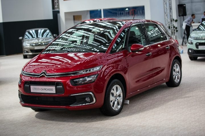 Citroen Servicing at Hutchings Vehicle Services